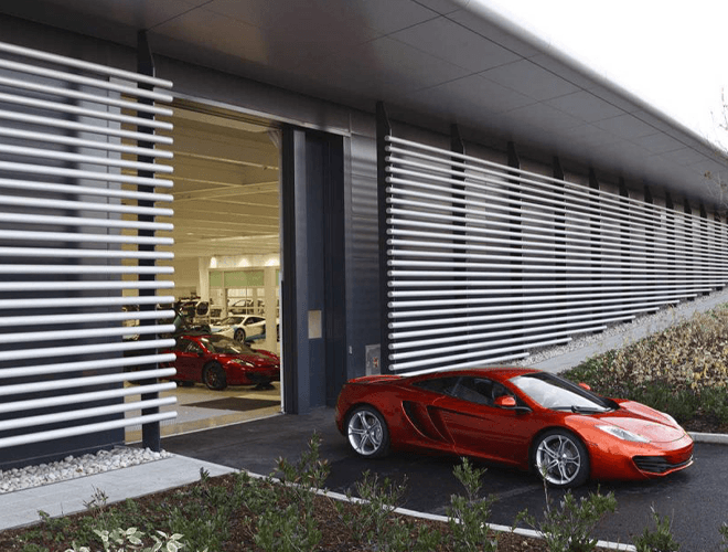 Projects Thumbnail 660x500 Facade MclarenProductionFacility1