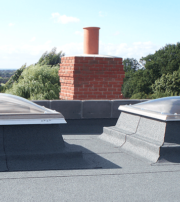 Bailey Classic flat bitumen felt roofing